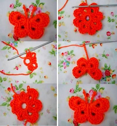 crochet buterflies (18)