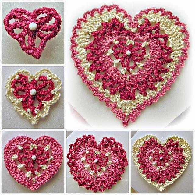 crochet hearts (16)