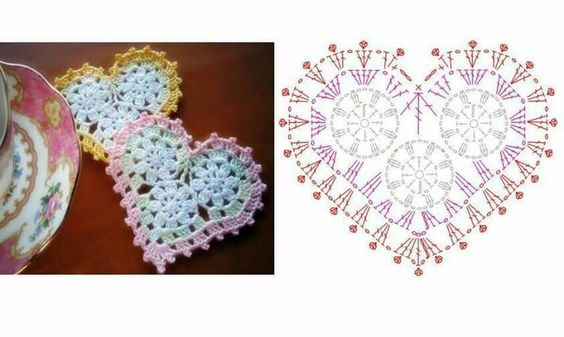 crochet hearts (26)