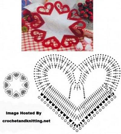 crochet hearts (28)