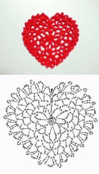 crochet hearts (8)