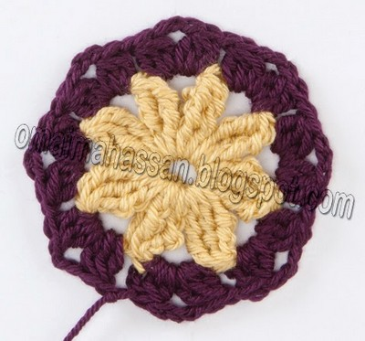 crochet square blanket (6)