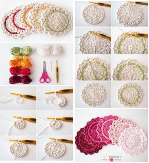 crochet facile 30 id es tape par tape crochet et plus crochet et plus. Black Bedroom Furniture Sets. Home Design Ideas