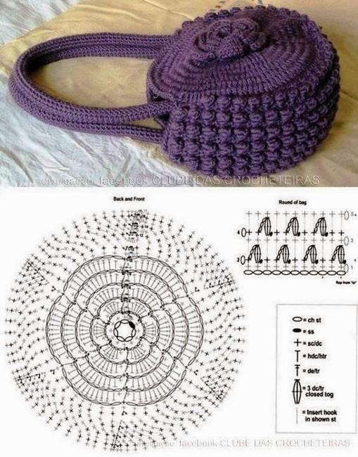 DIY-Crochet-Handbag