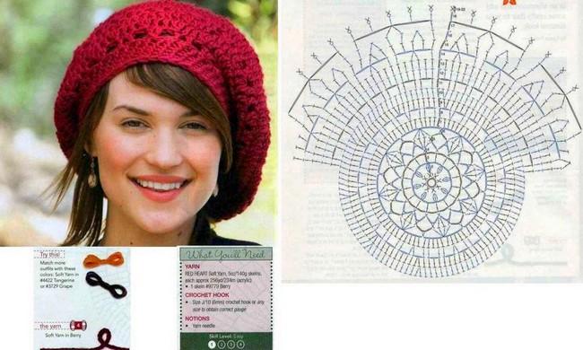 bonnet crochet (5)
