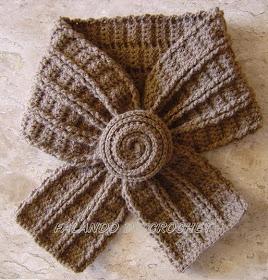 crochet bufandas-tour de cou (16)