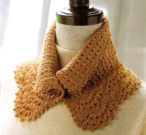 crochet bufandas-tour de cou (2)