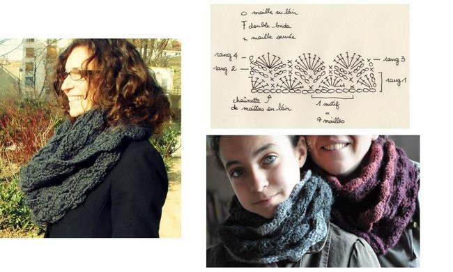 crochet bufandas-tour de cou (20)