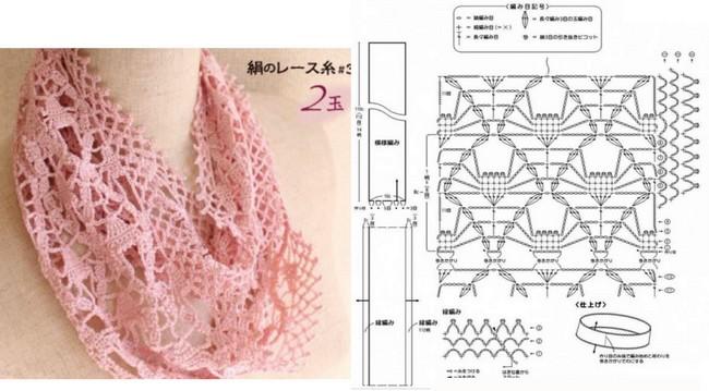 crochet bufandas-tour de cou (21)
