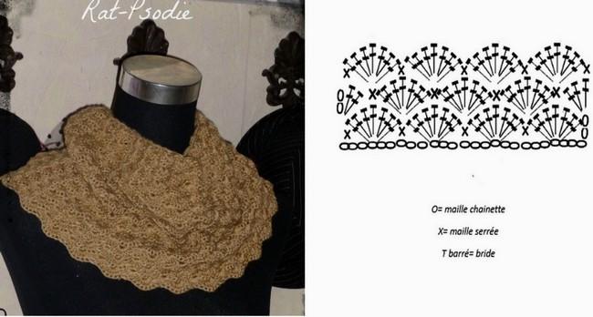 crochet bufandas-tour de cou (23)