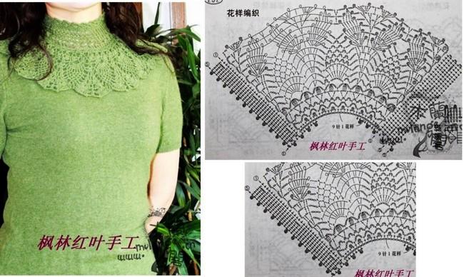 crochet bufandas-tour de cou (24)