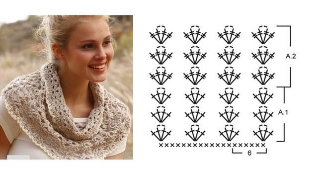 crochet bufandas-tour de cou (27)