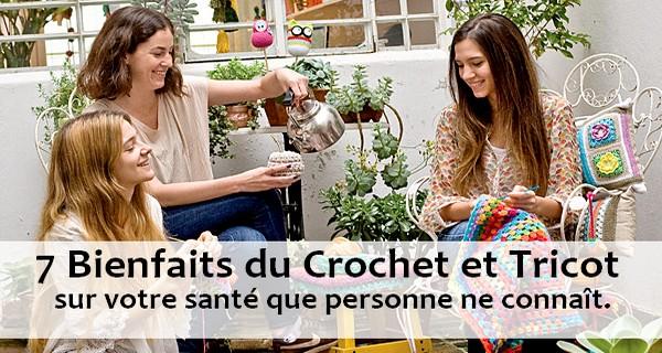 benefits crochet tricot