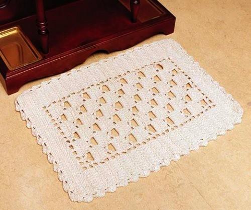23 Tapis en Crochet avec Patron - Crochet et plus...Crochet et plusu2026