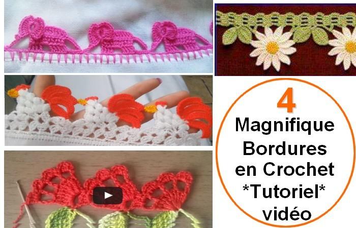 bordures crochet frances