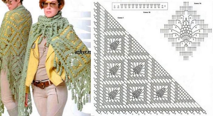 chales crochet (10)