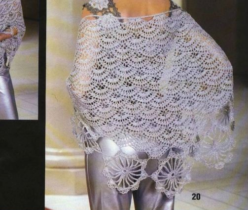chales crochet (13)