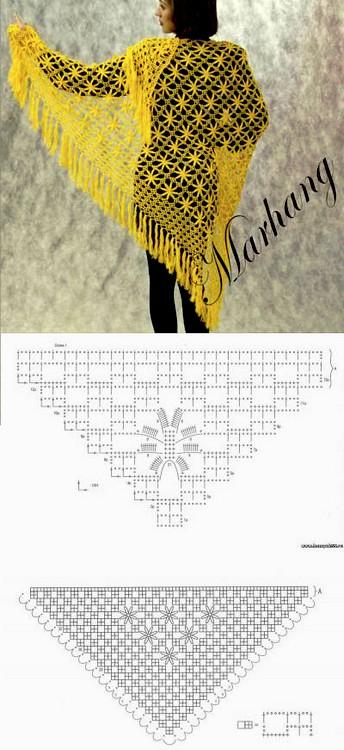 chales crochet (3)