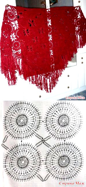 chales crochet (4)