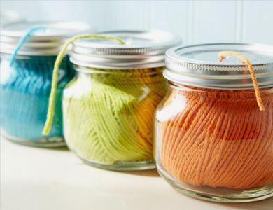 idées pour utiliser et mieux organiser vos fournitures pour le tricot et le crochet (1)
