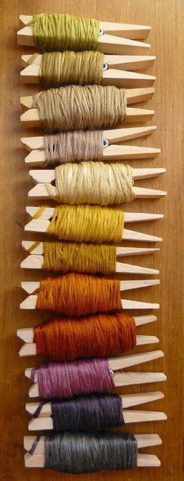 idées pour utiliser et mieux organiser vos fournitures pour le tricot et le crochet (11)