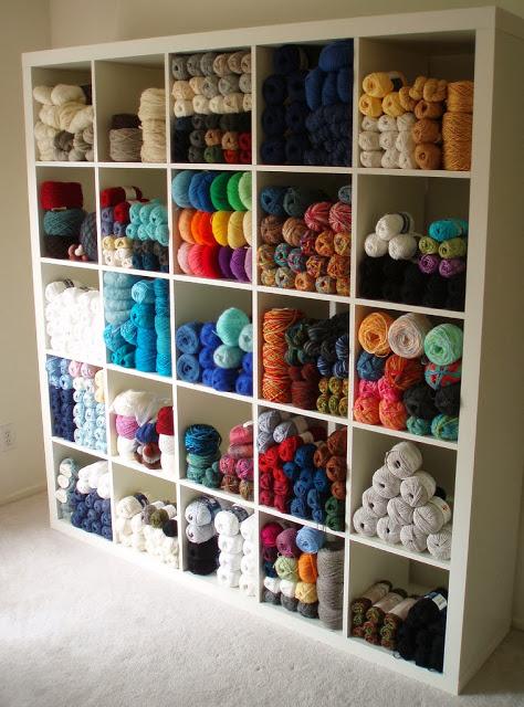 idées pour utiliser et mieux organiser vos fournitures pour le tricot et le crochet (13)