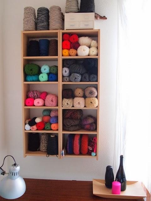 idées pour utiliser et mieux organiser vos fournitures pour le tricot et le crochet (14)