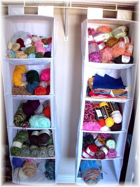 idées pour utiliser et mieux organiser vos fournitures pour le tricot et le crochet (17)