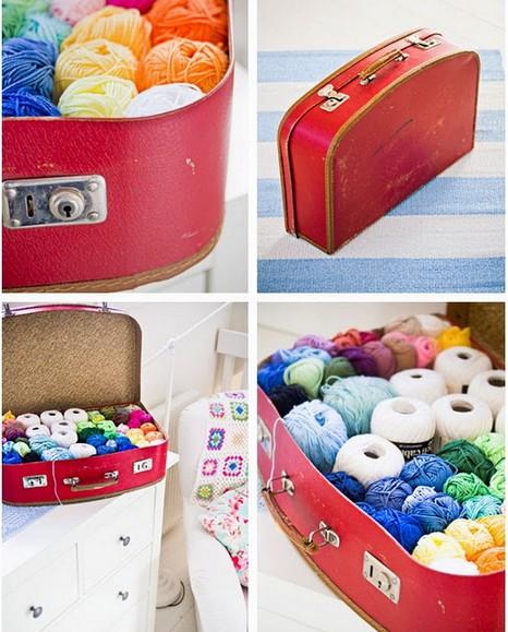 idées pour utiliser et mieux organiser vos fournitures pour le tricot et le crochet (20)