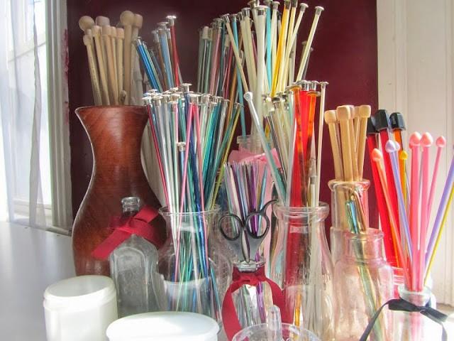 idées pour utiliser et mieux organiser vos fournitures pour le tricot et le crochet (21)