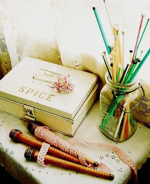 idées pour utiliser et mieux organiser vos fournitures pour le tricot et le crochet (24)