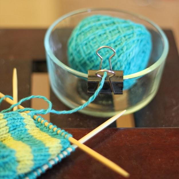 idées pour utiliser et mieux organiser vos fournitures pour le tricot et le crochet (9)