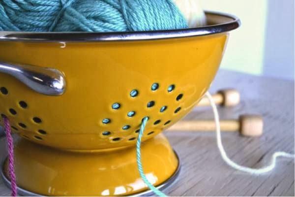 idées pour utiliser et mieux organiser vos fournitures pour le tricot et le crochet
