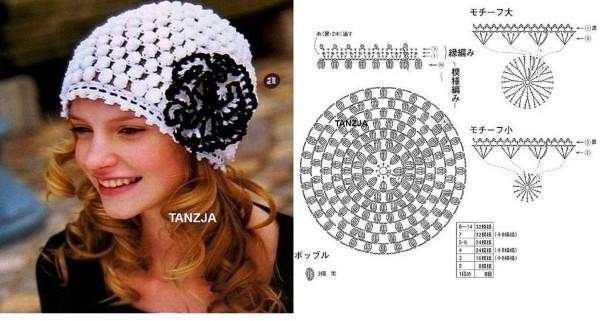 nouveau style choisir officiel coût modéré modele bonnet femme crochet