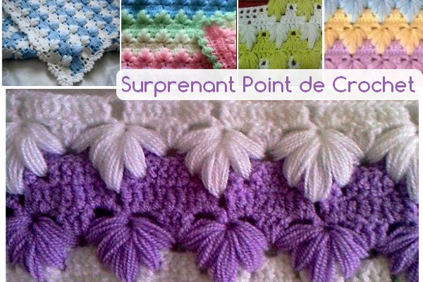 Surprenant Point de Crochet