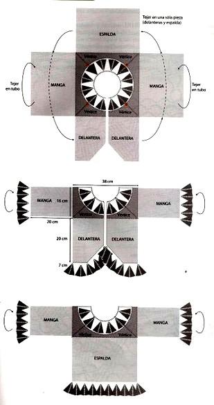 bolero crochet elegant (1)