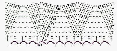 bolero crochet elegant (13)