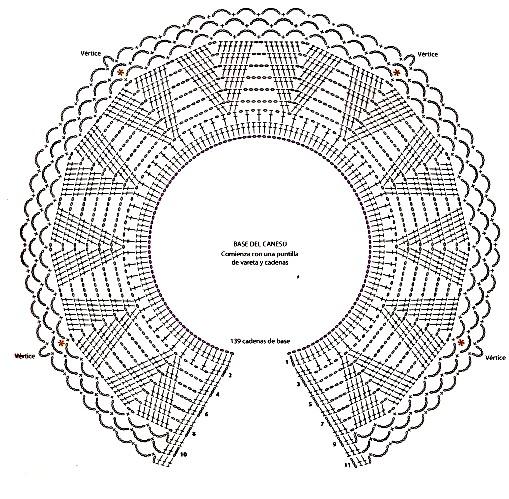 bolero crochet elegant (2)