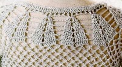 bolero crochet elegant (3)