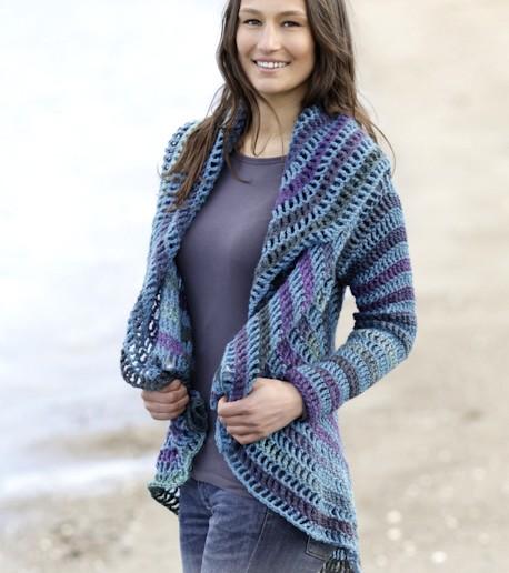 crochet jacket rond (4)