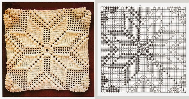 15 id es pour faire couvre lits au crochet crochet et plus crochet et plus. Black Bedroom Furniture Sets. Home Design Ideas