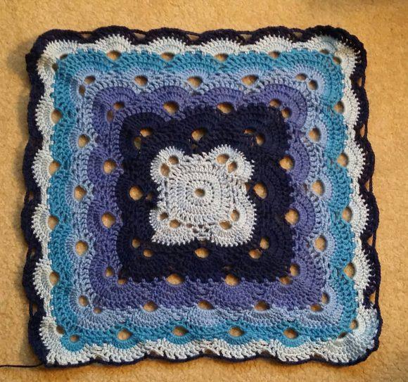 Tutoriel Granny Pour Faire Une Couverture Crochet Et Plus