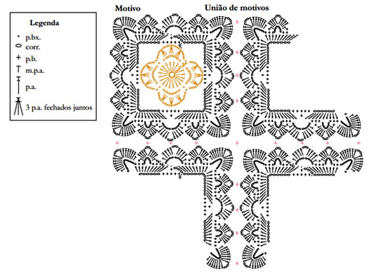 couverture-simple-au-crochet-avec-deux-couleurs-2