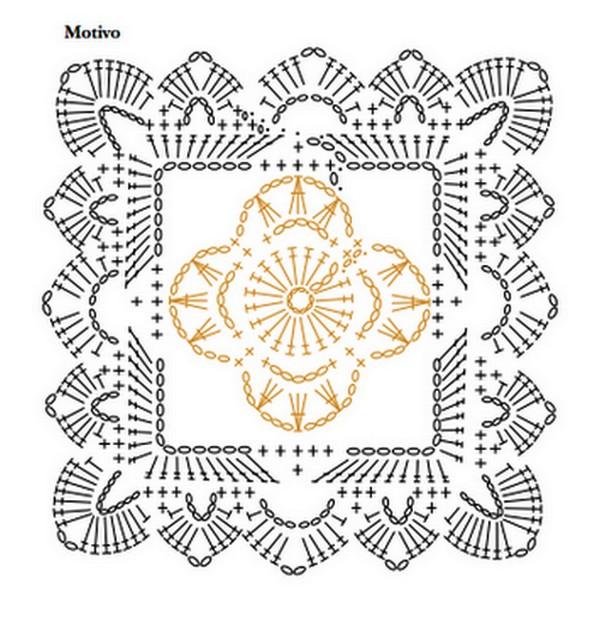 couverture-simple-au-crochet-avec-deux-couleurs-3