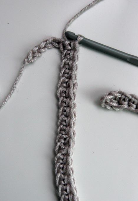 Comment faire un Col Dentelle au crochet (1)